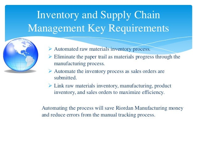 riordan manufacturing key stakeholders essay Read this essay on what key stakeholders in riordan manufacturing would you gather requirements from come browse our large digital warehouse of free sample essays.