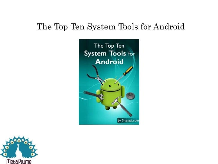 System tools e book, 2nd edition