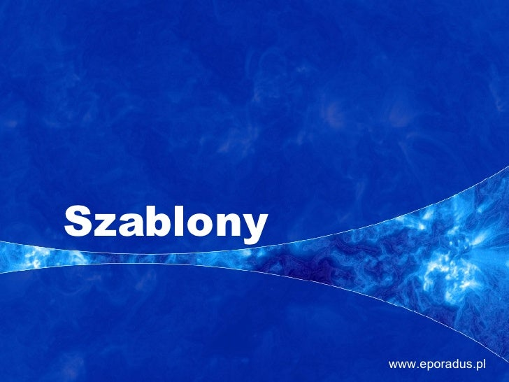 Szablony www.eporadus.pl