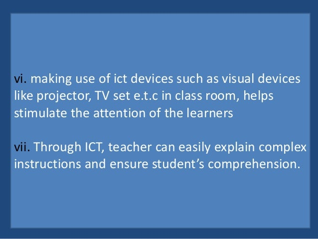 How is A Level ict like?
