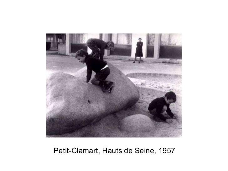 Petit-Clamart, Hauts de Seine, 1957