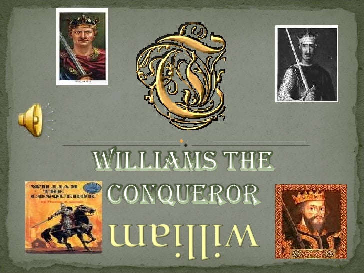T C Li Williams The Conqueror