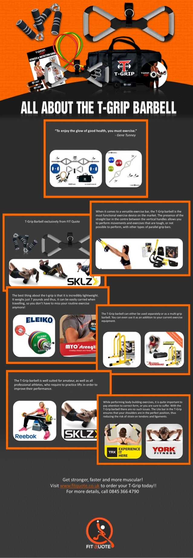 T-Grip - Know the Features and Advantages