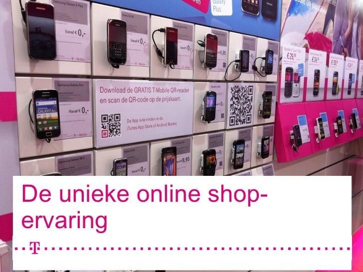 Affiliatedag 2012 - Case T-Mobile