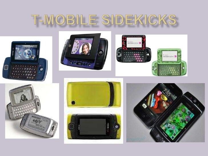 T-Mobile Sidekicks<br />