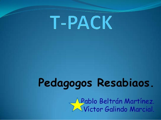T pack