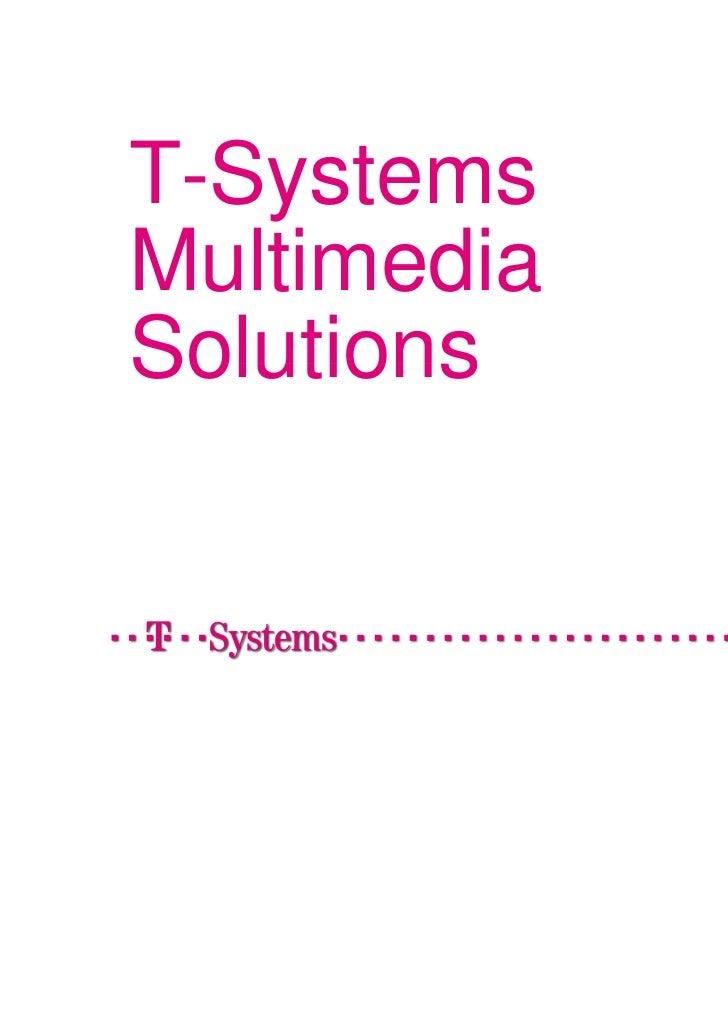 T-SystemsMultimediaSolutions