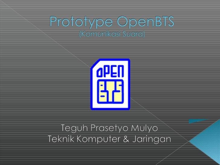 T07-OpenBTS