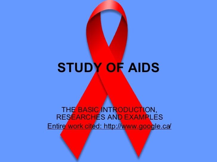 T07 Study Of Aids 0865002