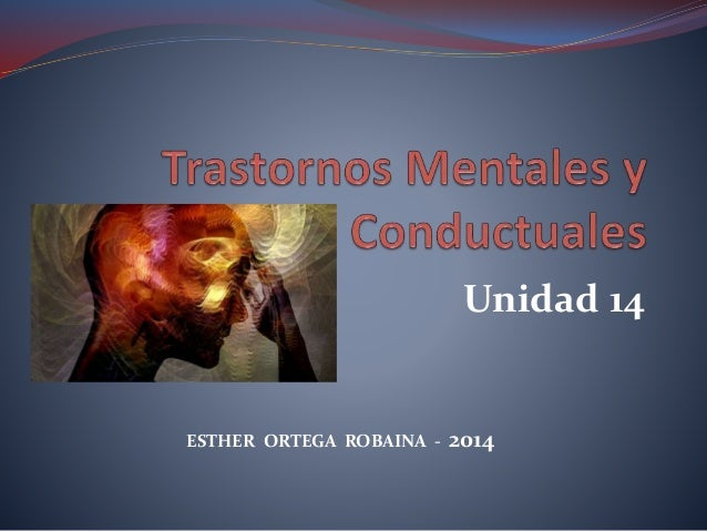 Unidad 14 ESTHER ORTEGA ROBAINA - 2014