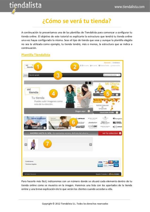 Como verán tus clientes tu tienda online