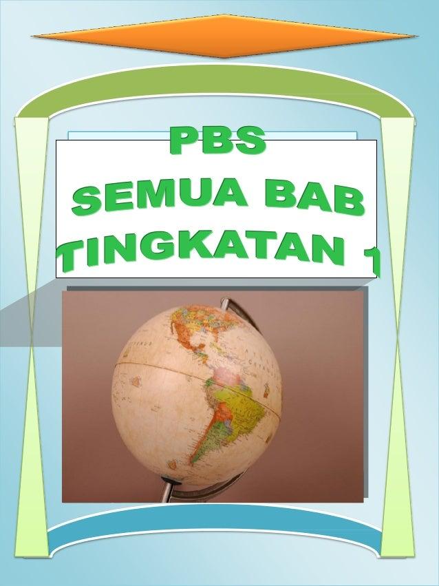 Bahan PBS Ting.1