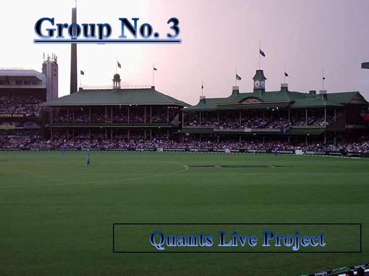 T20 assignment