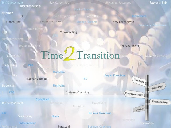 Is it Your Time To Transition?