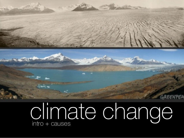 T2 w3 causes of climate change