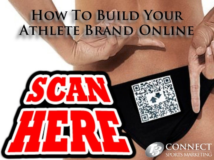 How To Build YourAthlete Brand Online