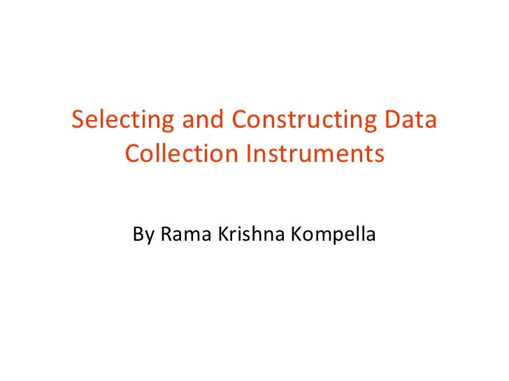 T3 data collecting techniques