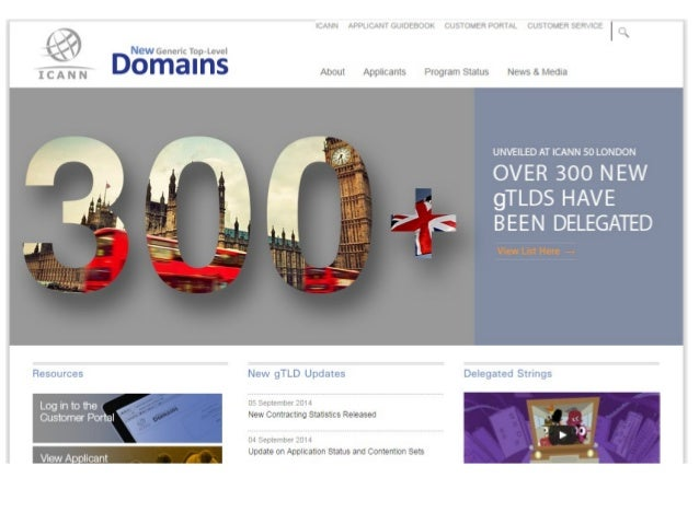 New gTLDs  Die Revolution im Domainmarkt?