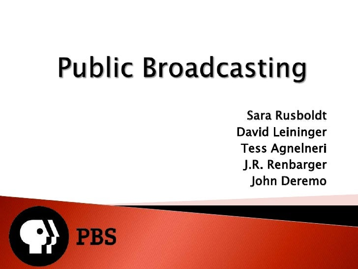 Public Broadcasting Analysis in Indiana