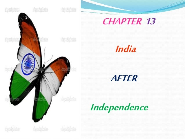 essay on development of india after independence