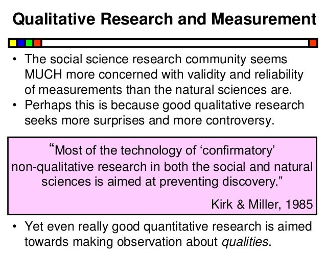 qualitative observational research