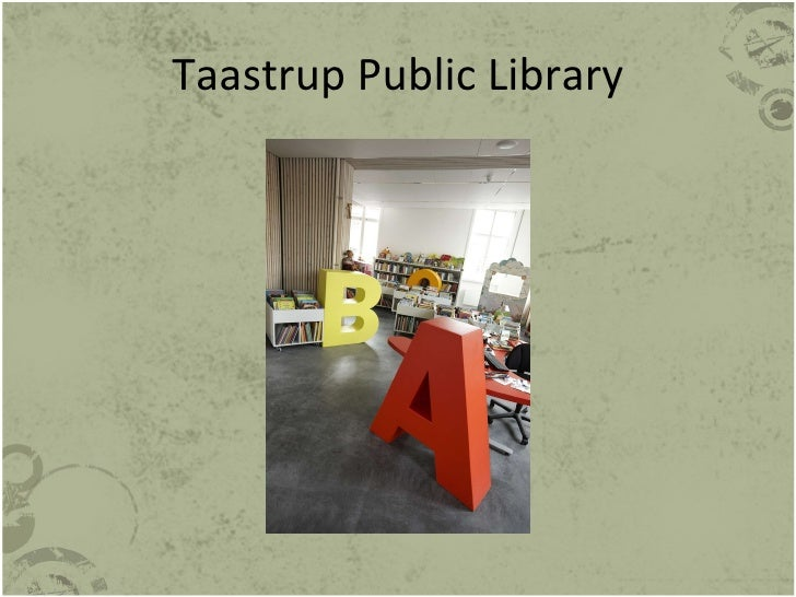 Taastrup Public Library by BCI