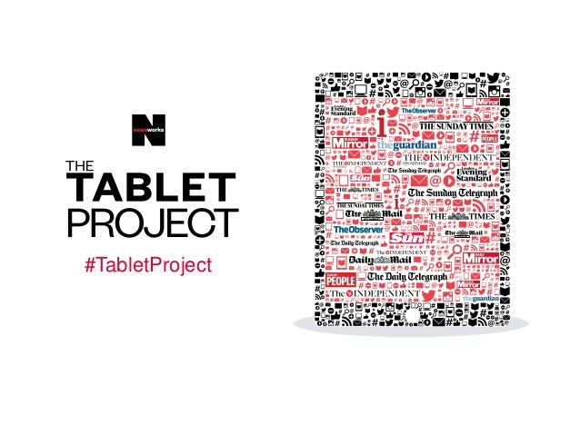 The Tablet Project: Charts