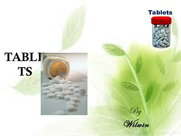 Tablets  TABLE TS By Wilwin