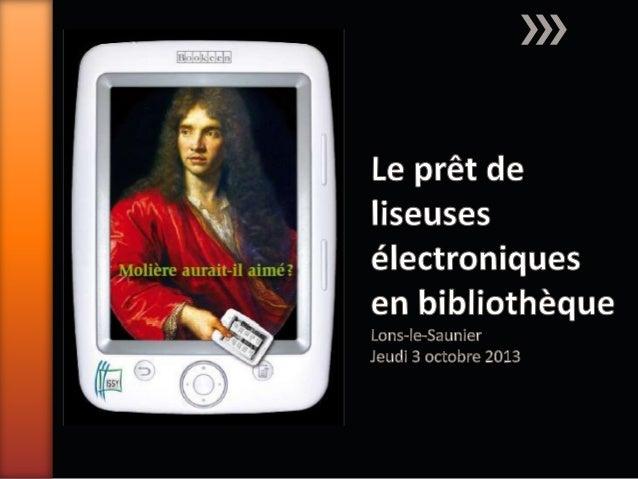Photo : Amazon  Qu'est-ce qu'une liseuse ?  Prêter des livres numériques  La lecture numérique  Quelles actions de médiati...