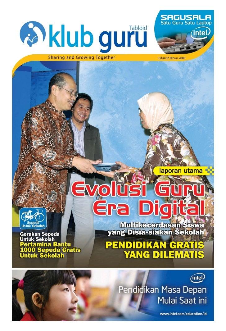 Tabloid Klubguruindonesia Edisi 02 Thn. 2009