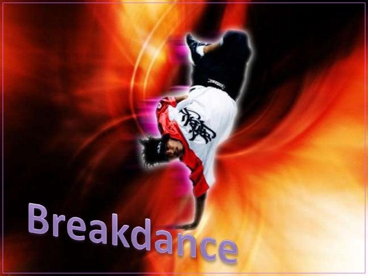 Tańce - breakdance