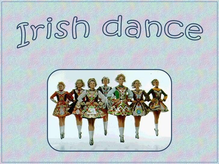 Tańce - irlandzki