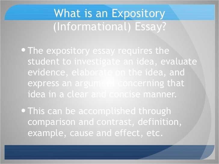 thp on writing an informaive essay Tips in selecting informative essay topics writing an essay is not a big deal especially if you have a good topic to talk about for an informative essay topic.