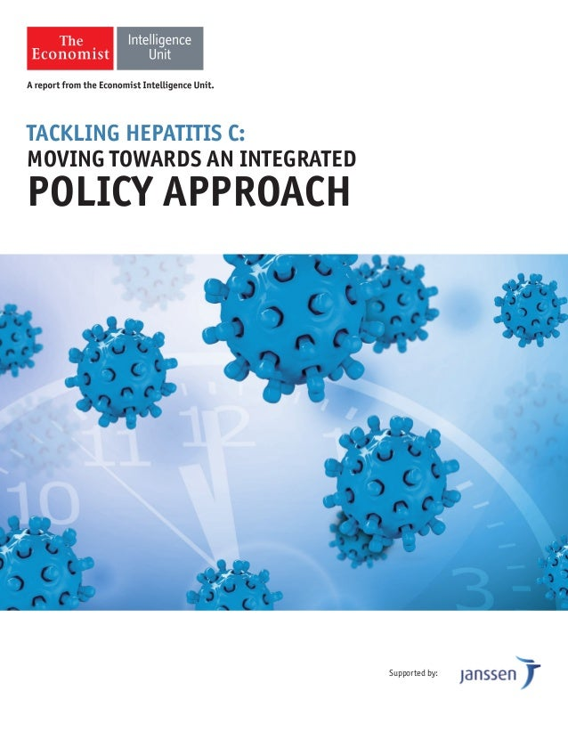 Tackling hepatitis C: Moving towards an integrated policy approach
