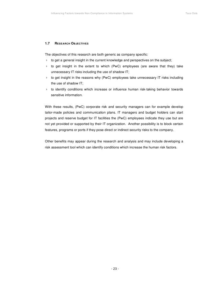 Quality Systems Engineering (MASc) - Concordia University