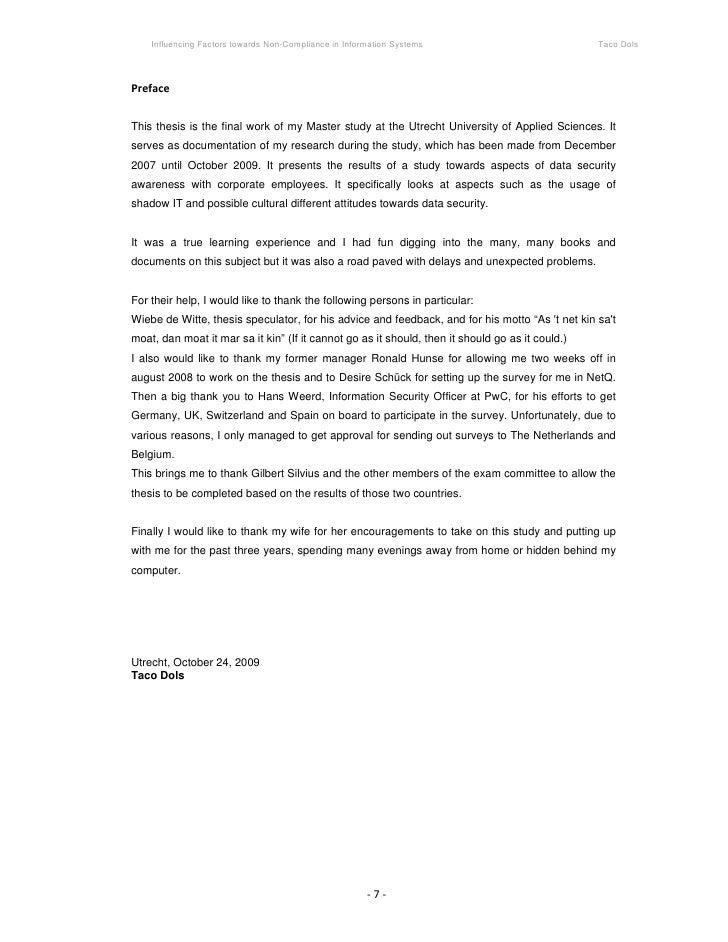 Hovind dissertation