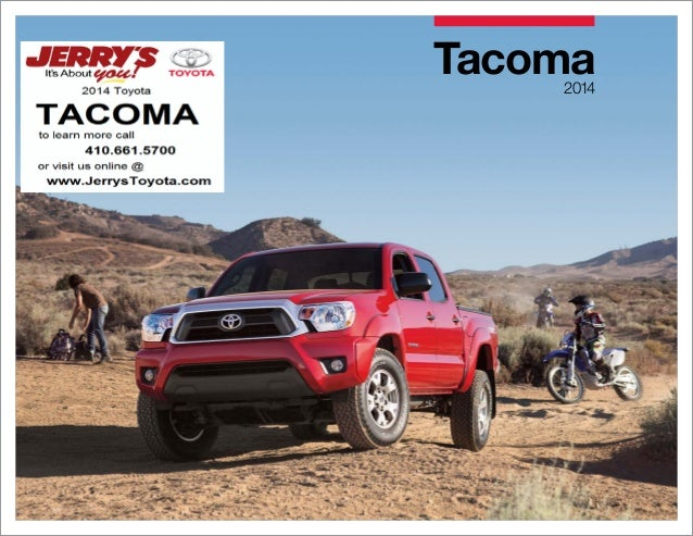 2014 Toyota Tacoma in Baltimore, Maryland