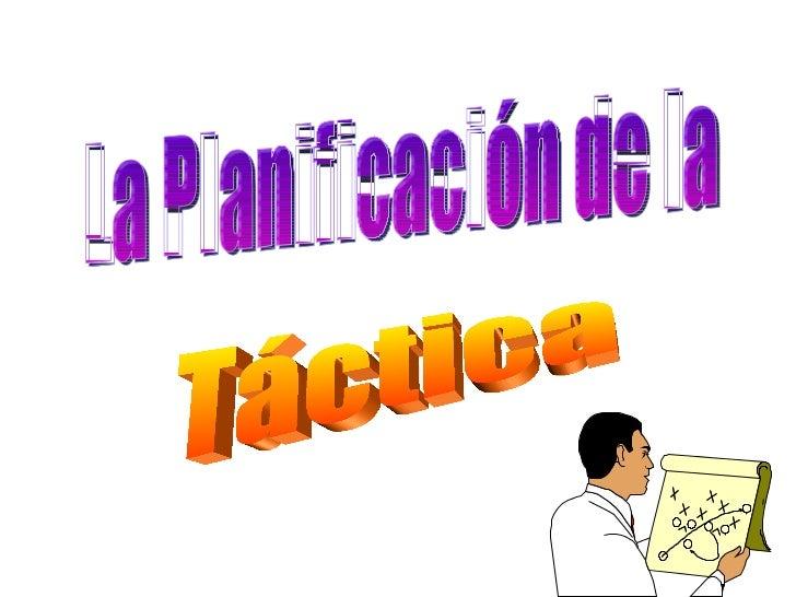 Tactica microciclo
