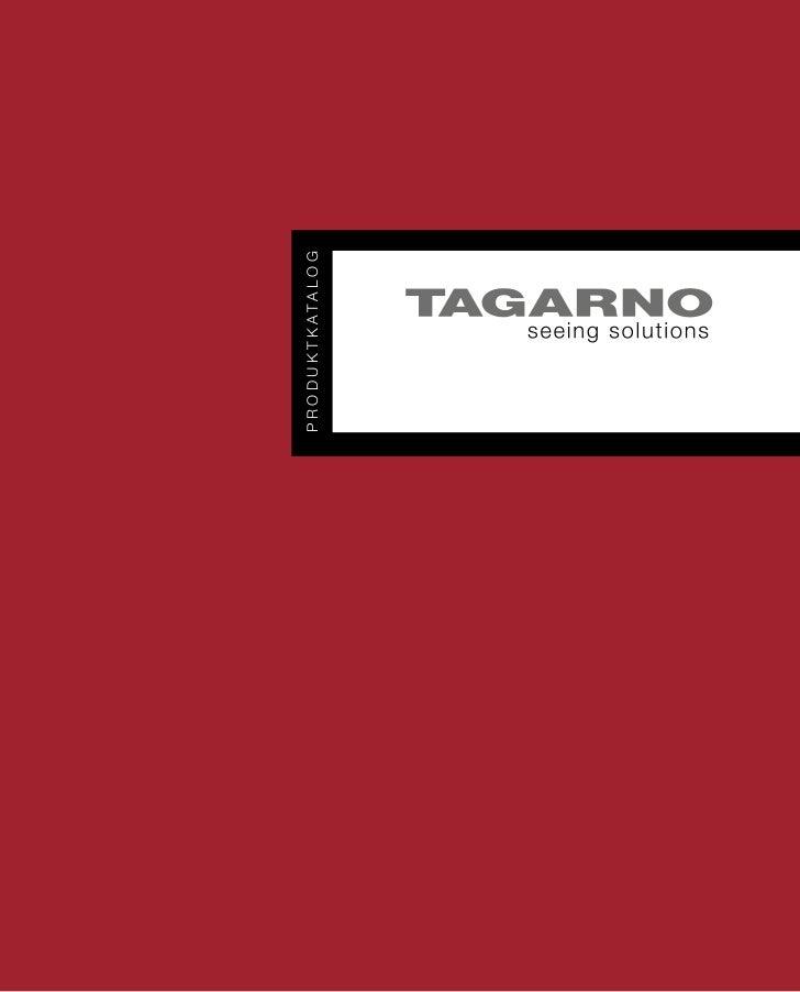 Tagarno Katalog 2010