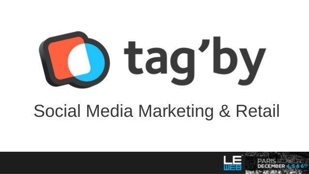 Social Media Marketing & Retail