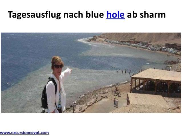 Tagesausflug nach blue hole ab sharm