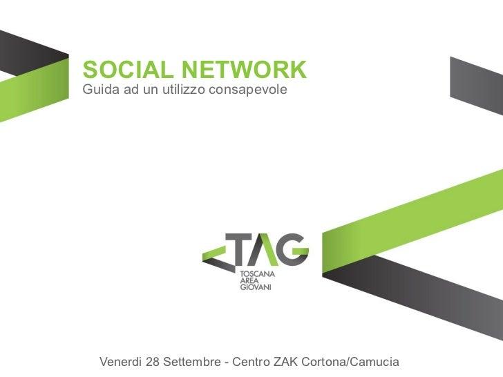 Social Network: guida ad un utilizzo consapevole