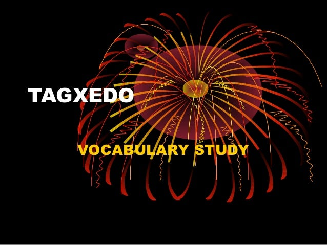 Tagxedo. How to use it