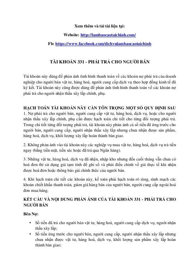 Xem thêm và tải tài liệu tại: Website: http://lambaocaotaichinh.com/ Fb: https://www.facebook.com/dichvulambaocaotaichinh ...