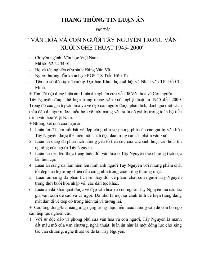 Tailieu.vncty.com   van hoa-va_con_nguoi_tay_nguyen_trong_van_xuoi_nghe_thuat_1945-2000