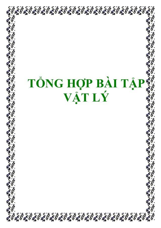 Tailieu.vncty.com tong hop bai tap vat ly theo chuong lop 12
