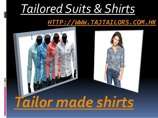 Tailor made shirts for Tailor made shirts online