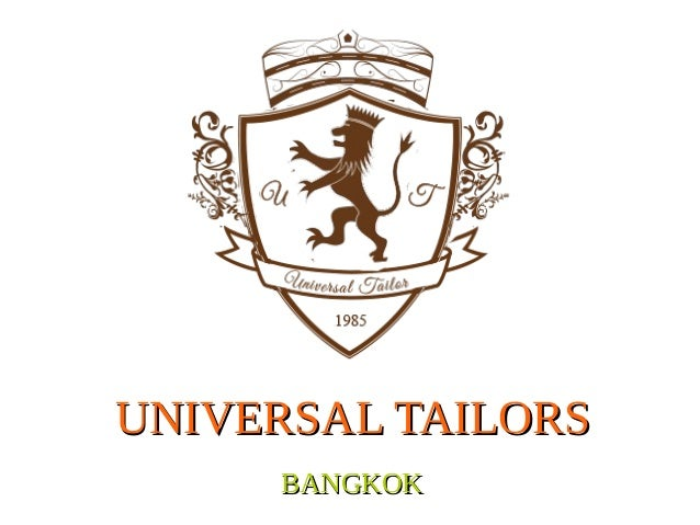 Tailor made suits bangkok