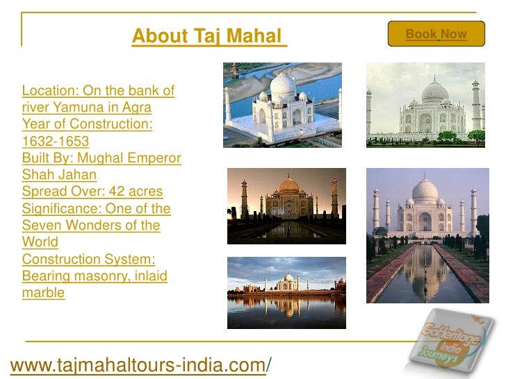Downlaod India Taj Mahal and Taj Mahal Tour, Review ...