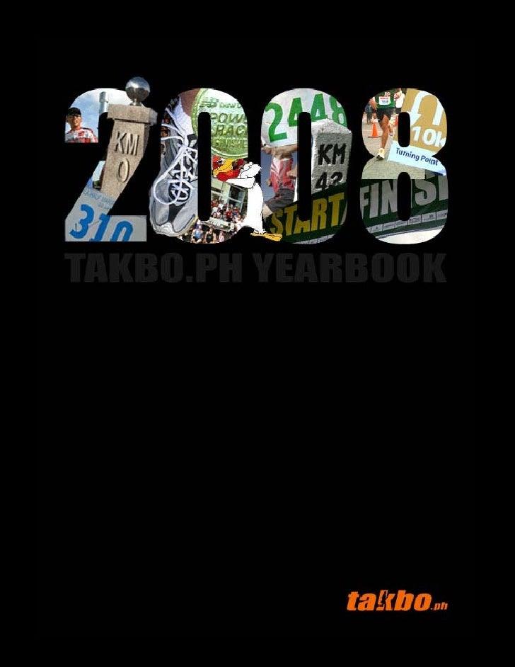 Takbo.Ph Yearbook2008